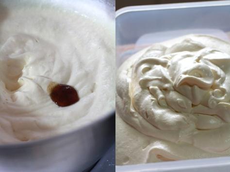 No 2. homemade icecream and mreinge post