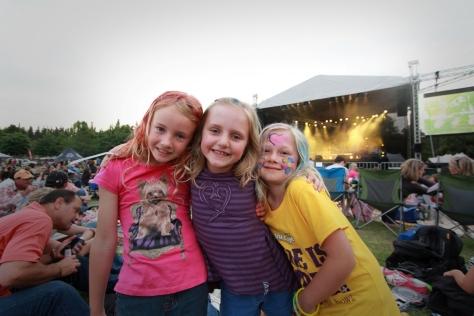 Amber, Emma and Rosie... fun fun fun...