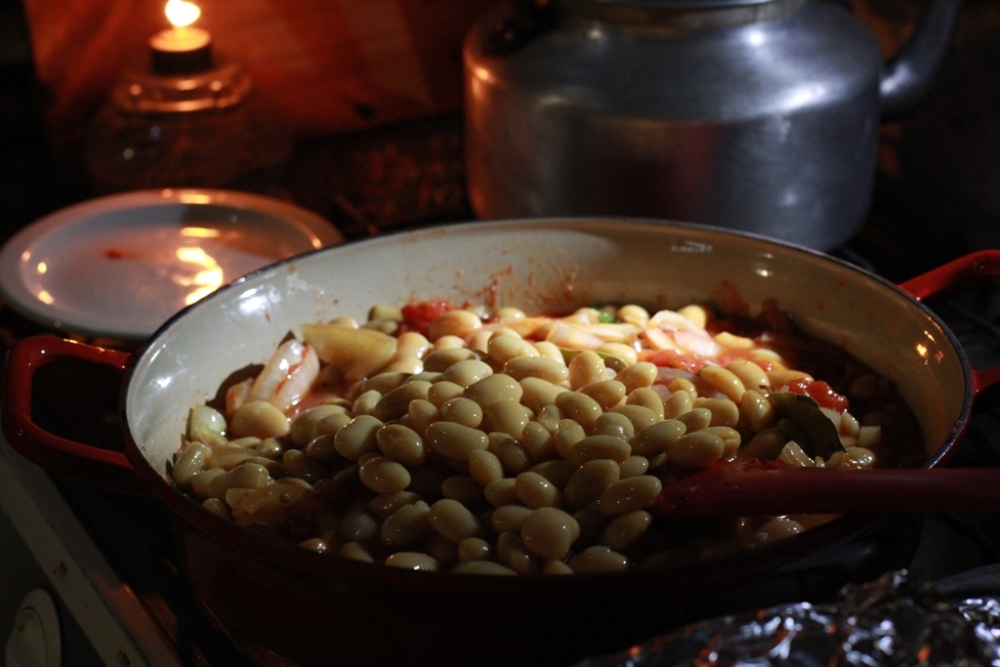 Bean and Butternut winter warmer, in the magical Tankwa Karoo (5/6)
