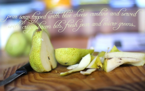 Sweet juicy pears from the farm...