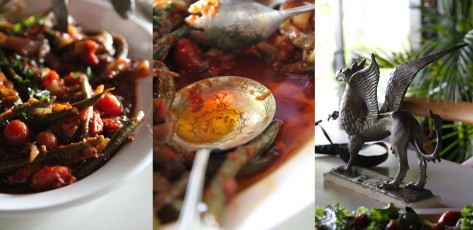 "Turkish bean, pg 82 of the beautiful coffee table cookbook, ""halfaampies celebrates""..."